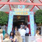 Bienvenido a la Caseta Griego