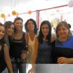 Las chicas Tour10 con Eva
