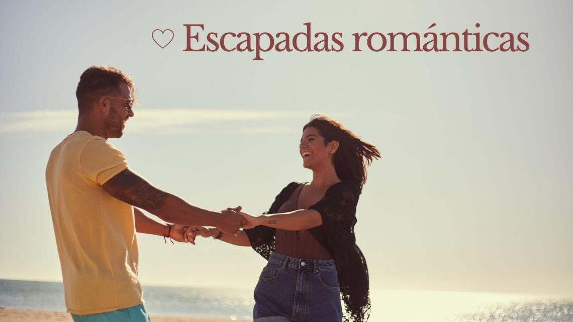 Las mejores escapadas románticas en San Valentín
