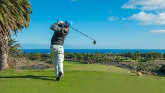 What is the best destination for my Golf vacation?