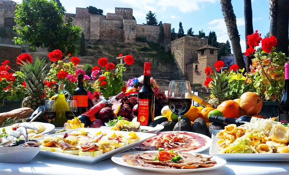 Discover Costa del Sol through its gastronomy